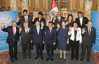 Objetivos. El organismo apunta también a la industrialización de recursos naturales de América latina.
