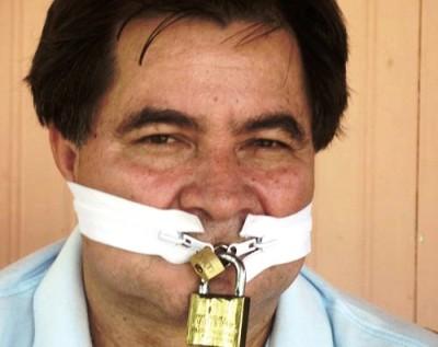 El legislador boliviano Roger Pinto Molina está acusado de delitos comunes y corrupción.