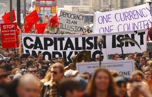 Se profundiza la crisis en Europa, Japón y EE UU