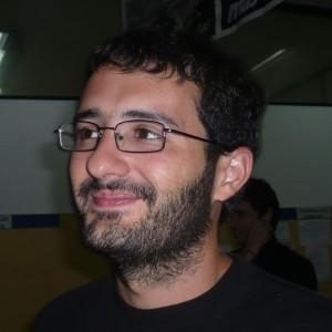 Eric Simonetti, precandidato a intendente de La Plata.