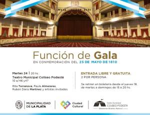 Gala 25 de Mayo