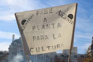 Trabajadores del Teatro Argentino