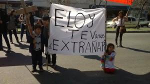 Familiares y amigos de Eloy Quispe piden justicia