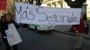 Familiares y amigos de Eloy Quispe piden justicia en La Plata
