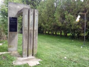 Ex centro clandestino de detención Pozo de Arana.
