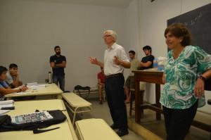 La Facultad de Ingeniería de la UNLP propone método novedoso para trabajar con los padres de los estudiantes.