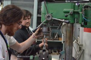 La UNLP construye un telescopio para fotografiar el cielo argentino