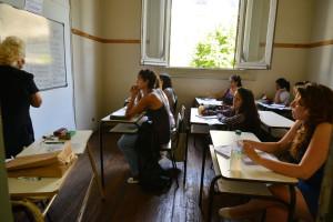 Comenzaron los talleres de verano en la Escuela Municipal de Arte