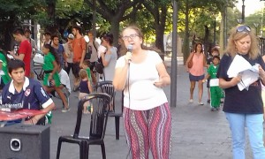 Marta Vedio APDH