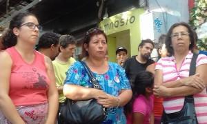 Nelly Gamboa, madre de Sandra Ayala Gamboa