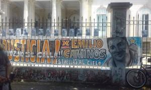 justicia por Emilio Caminos