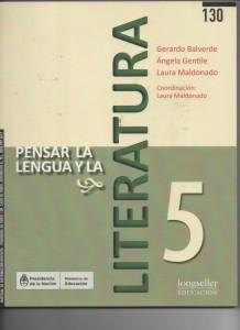 Pensar la lengua y la literatura 5.