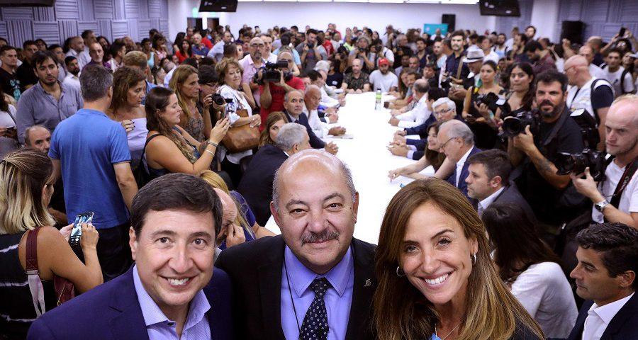 """En la ciudad Capital se conformó el primer """"Consejo Regional Argentina Contra el Hambre"""""""