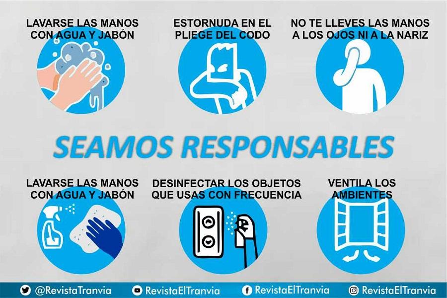 Seamos responsables
