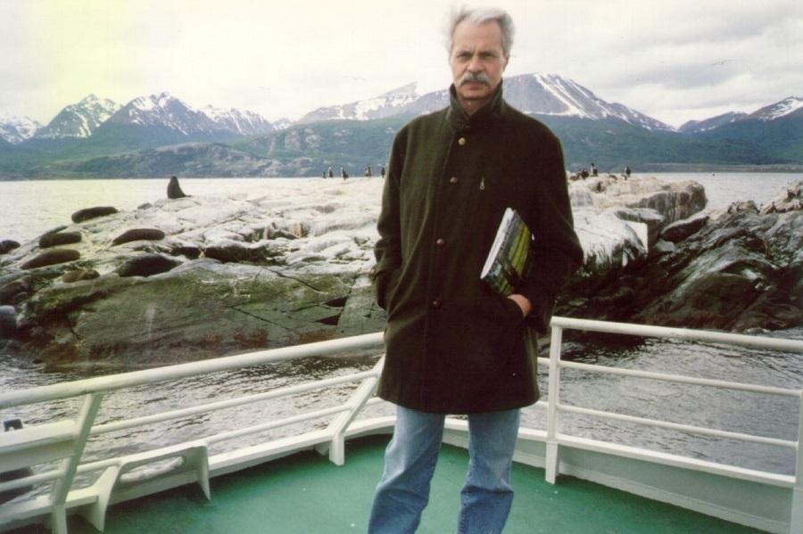Santiago Sylvester 29 - en Ushuaia, Tierra del Fuego, 2000