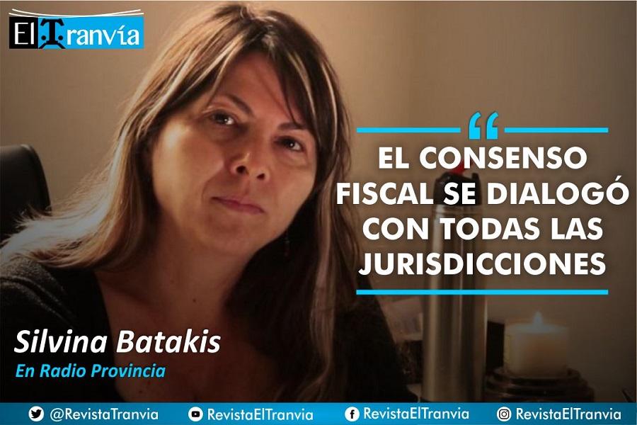 Silvina Batakis..