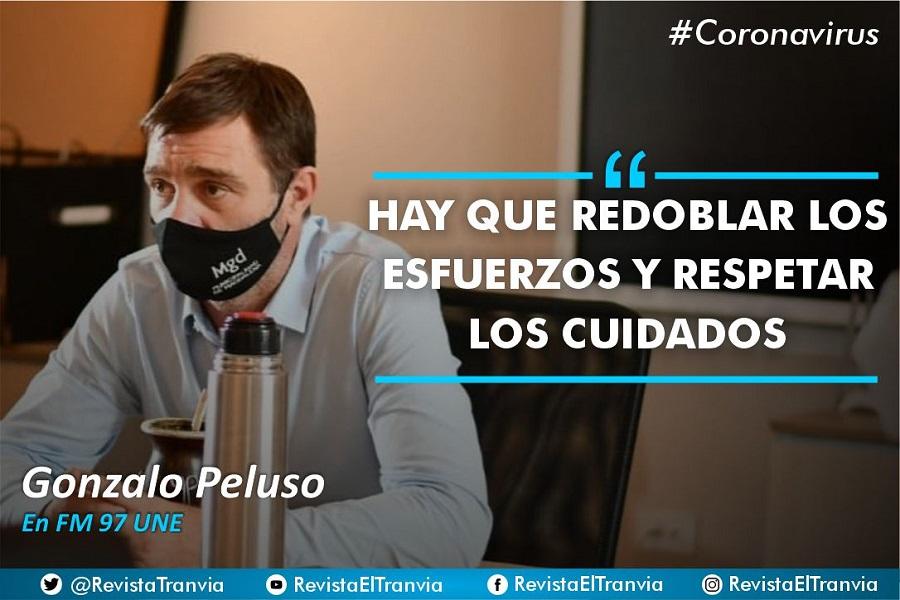 Gonzalo Peluso..