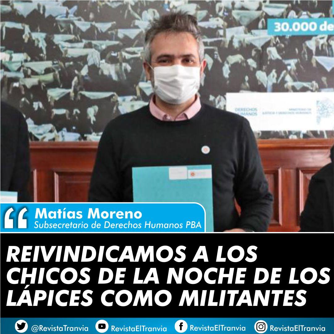 Matías Moreno..